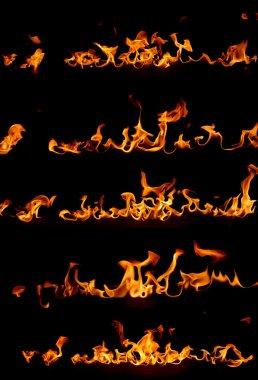 Flame set