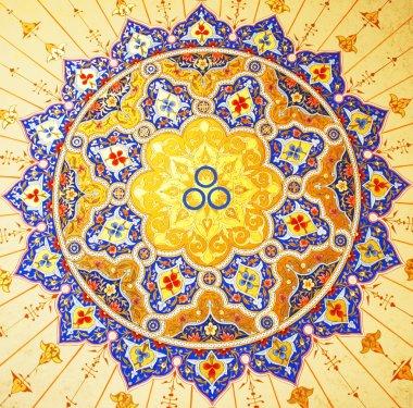 Oriental ornament