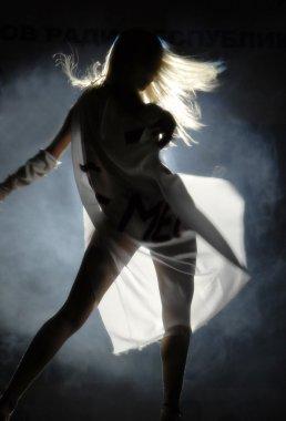 Silhouette's dance