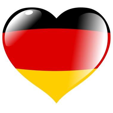 Germany in heart