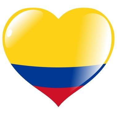 Colombia in heart
