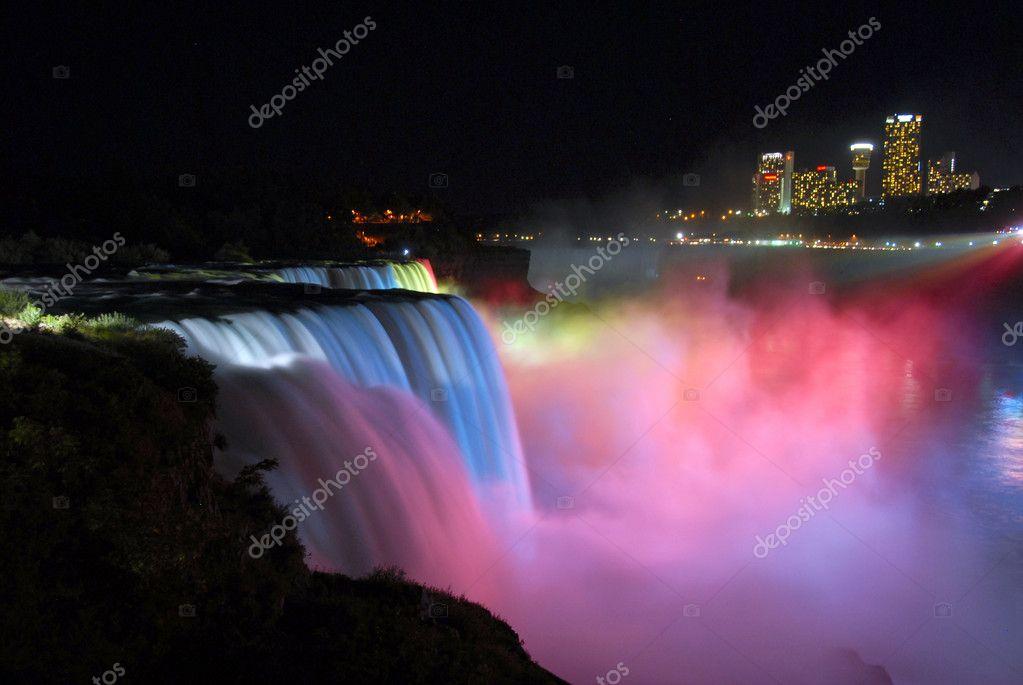 Niagara Falls Nightview