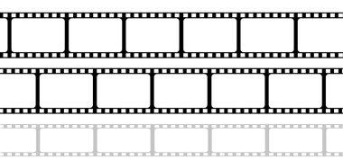 Frame background film