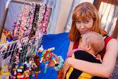 Fotografie Spielzeug-shoping