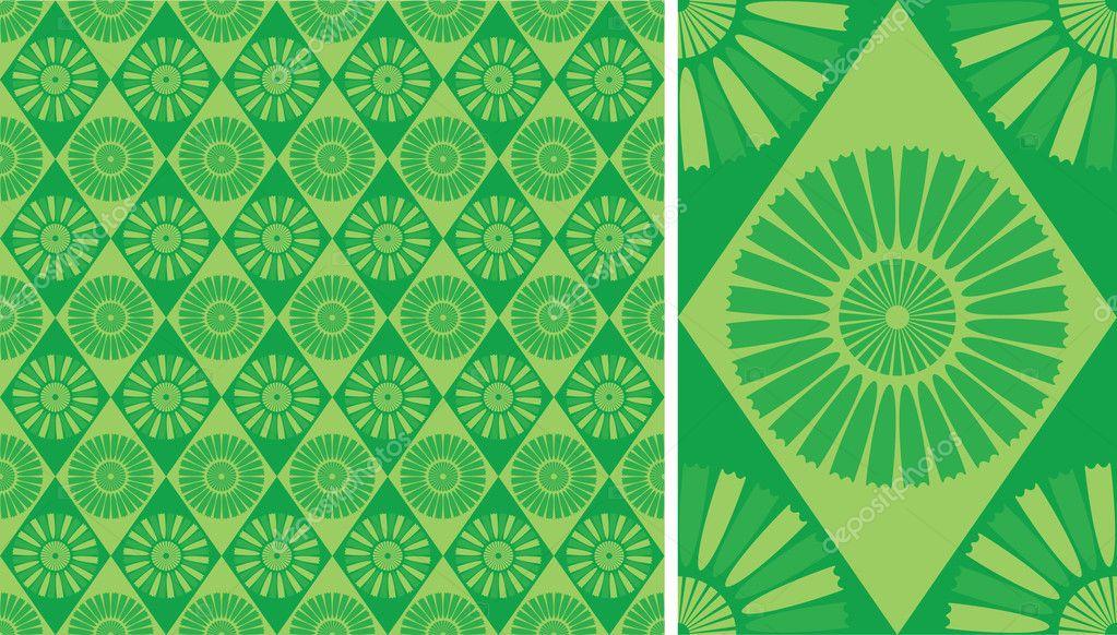 GreenSeamlessPattern01