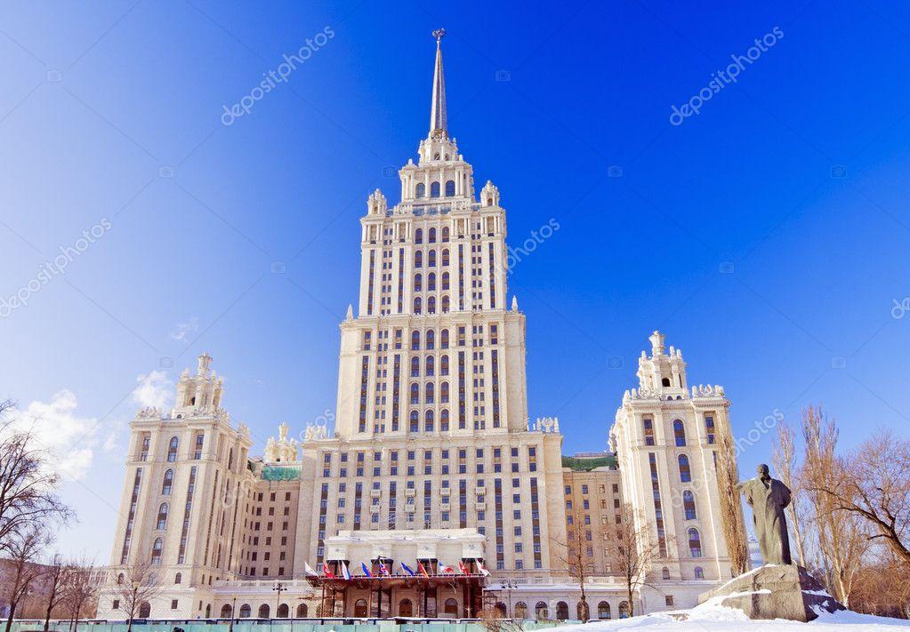 уехала владелец гостиницы украина в москве фото шесть