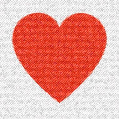 Heart Mosaic Octagons