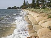 stoupající hladiny moří