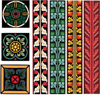 Medieval Europe patterns