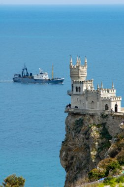 Swallow's Nest, Crimea, Ukraine.
