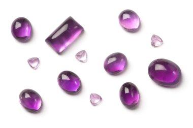 Amethyst gems