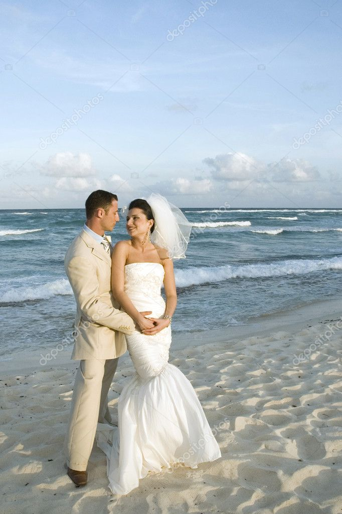 Caribbean Beach Wedding