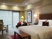 Fotografie Interior of a hotel room