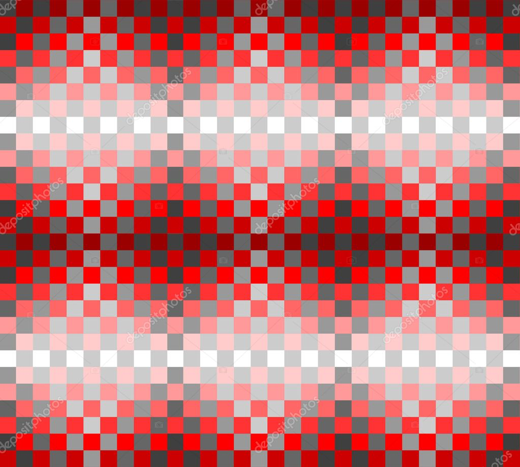 Checkered Design Seamless Pattern With Checkered Design Stock Vector Ac Troyka
