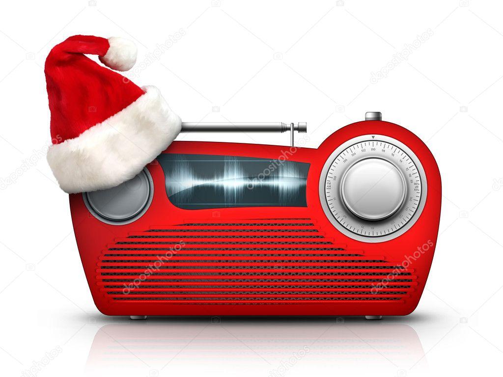 Αποτέλεσμα εικόνας για χριστουγεννα στο ραδιο