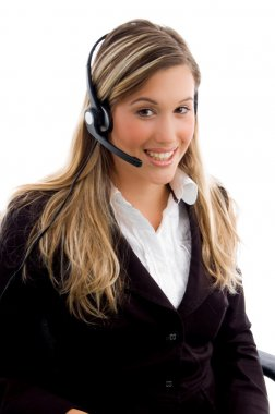 Friendly customer service provider