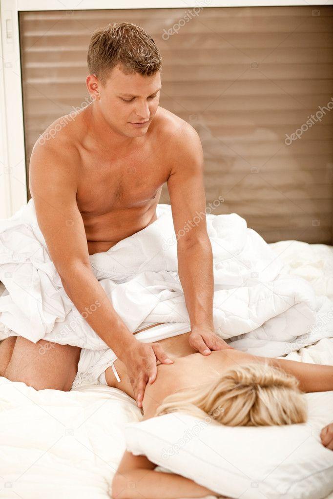 купальников массаж в постели этой серии питер