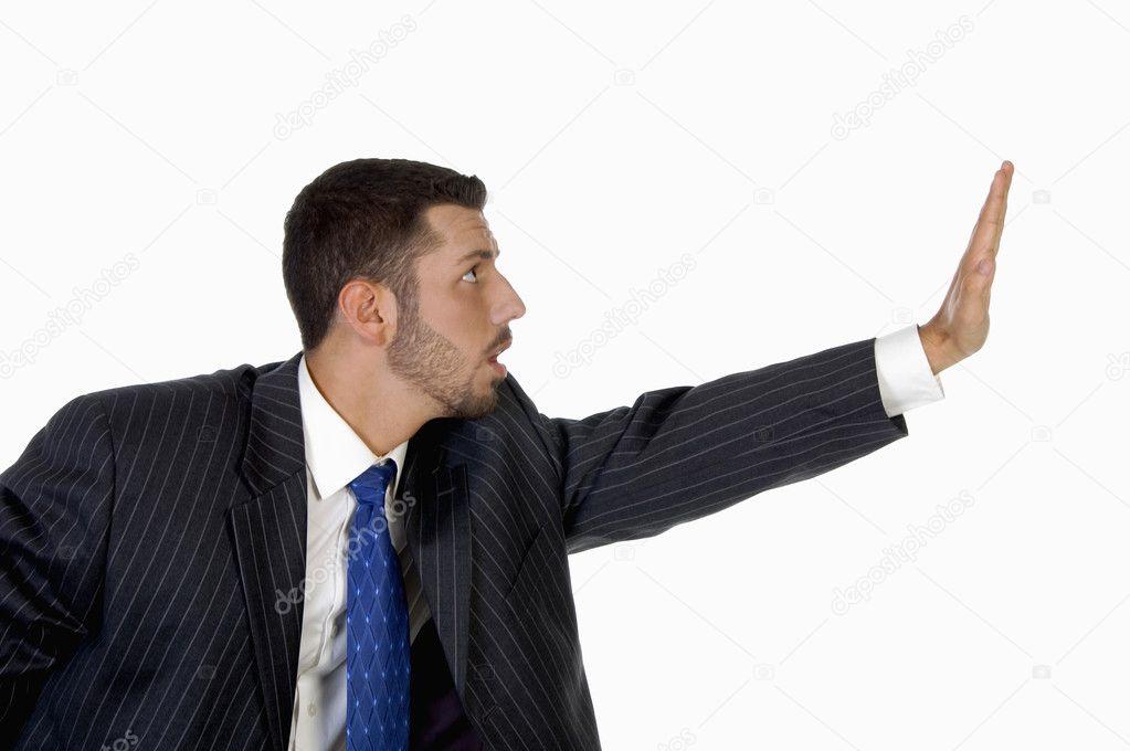 Resultado de imagen para detener a alguien