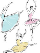 Fényképek balett-táncosok