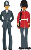 roztomilý britští důstojníci