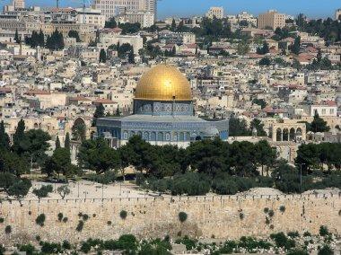 Mosque of Omar in Jerusalem