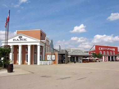 Landmarks of Cowboy Town