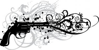 Grungy gun