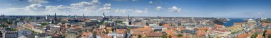 Copenhagen Denmark Panorama