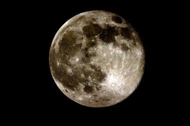 Face moon