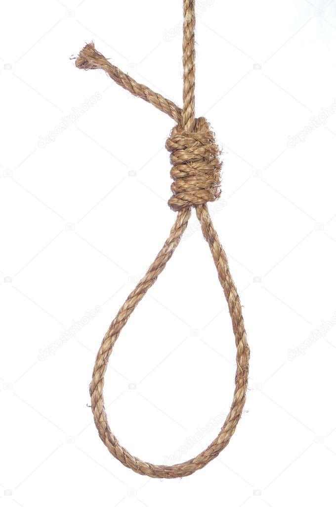 Gallows noose