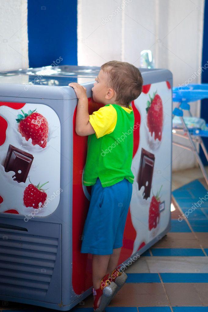 Thirst of ice-cream