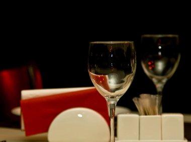 Restaurant - wineglasses