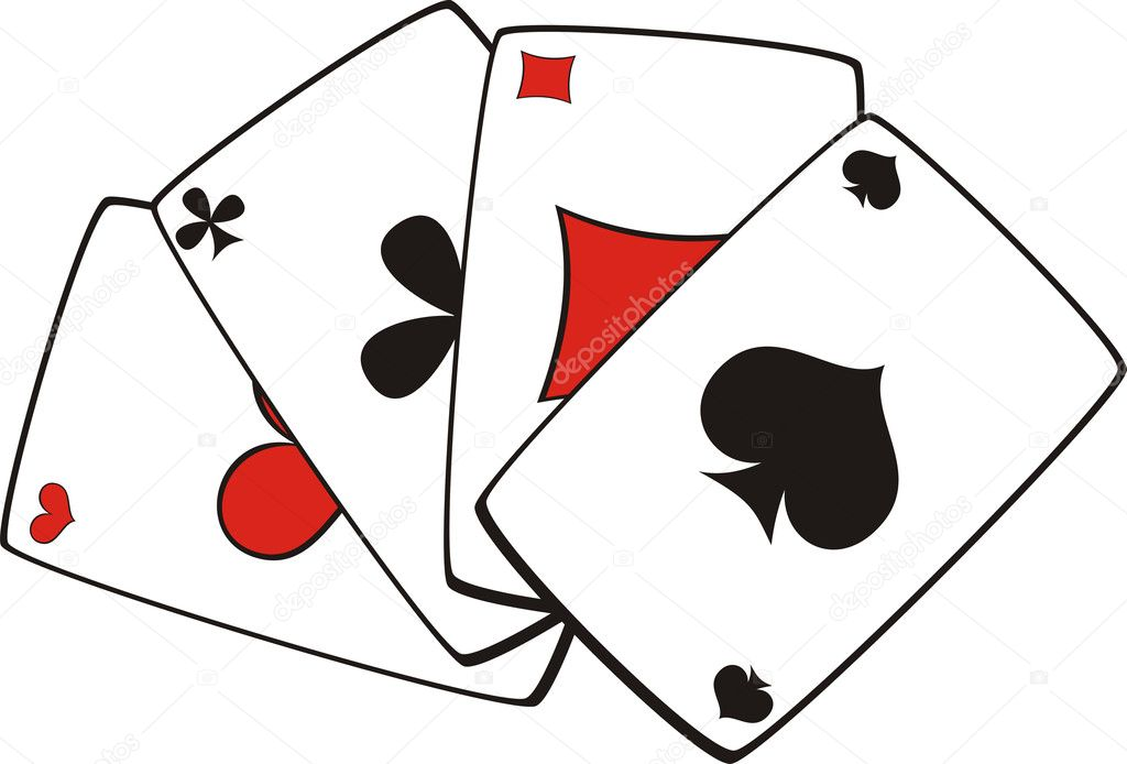 Playing Cards Tricks Focuses Stock Vector Alexshebanov