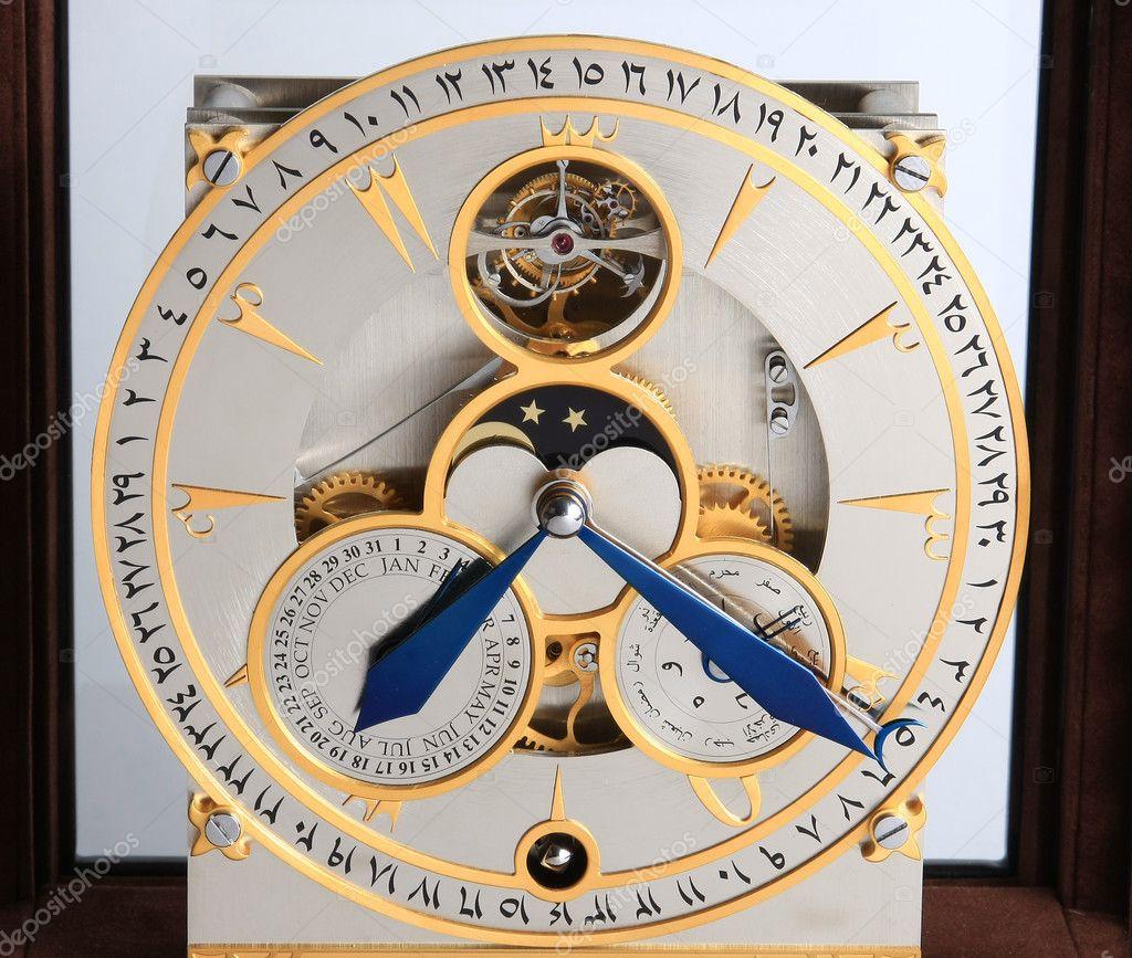 Mechanical Clock Stock Photo 169 Avevstaf 1648515