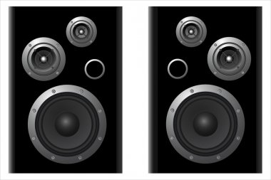 Two speaker systems