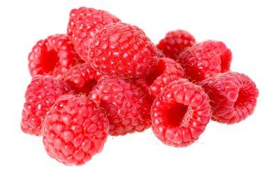 Pile of raspberry