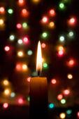 svíce světlo