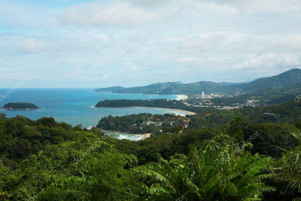 Thailand, Phuket island