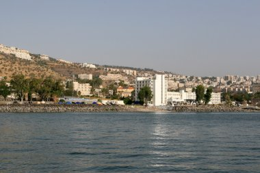 Tiberias by Sea of Galilee, Israel