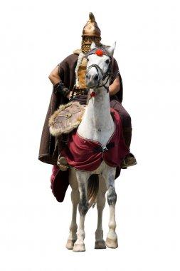 Ancient horseman