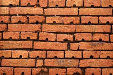 Brick seamless wall.