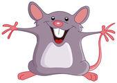 Fotografie glücklich Maus