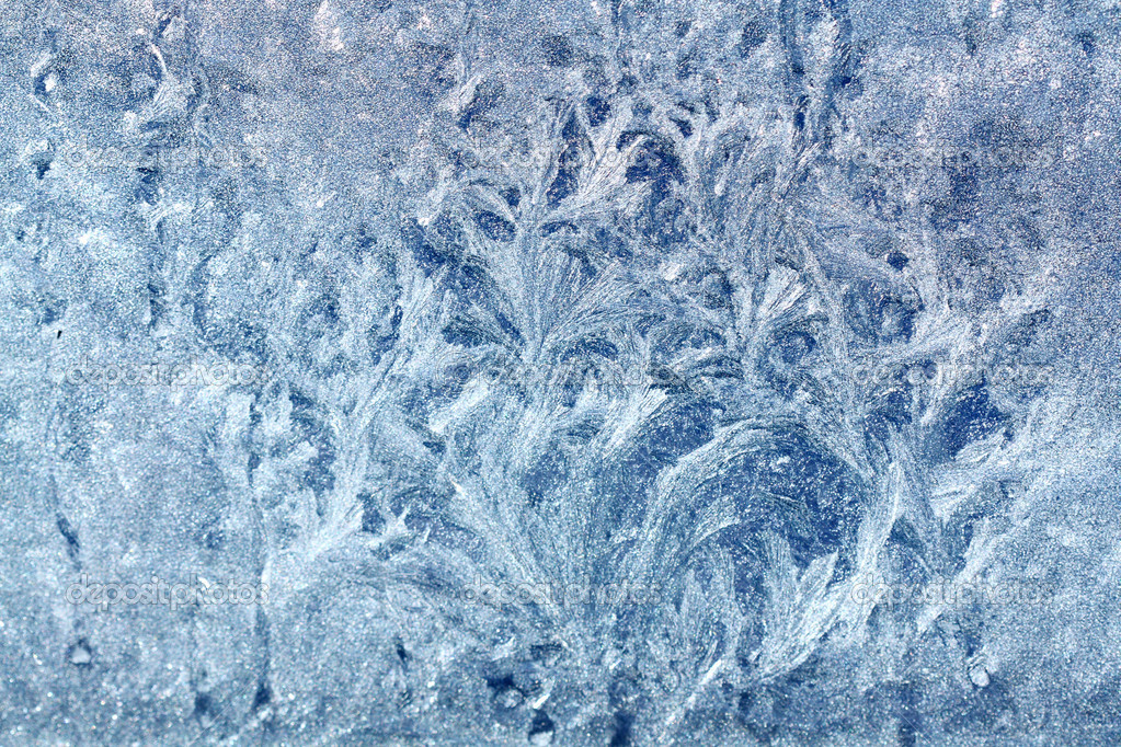 An ornament of frost