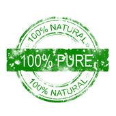 100% puro timbro