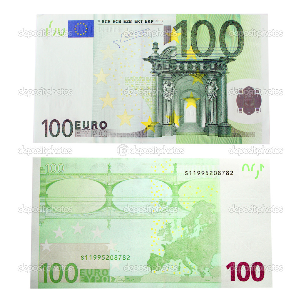 100 euro banknote stock photo blackan 1462004 for Canape a 100 euros
