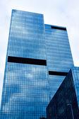 Glass multistory buildins