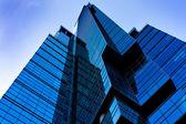 Futuristisches Gebäude Wolkenkratzer