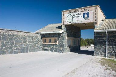 Robben Island entrance