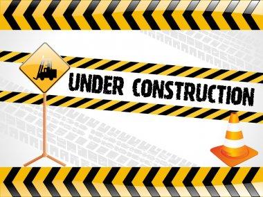 Illustration for under construction