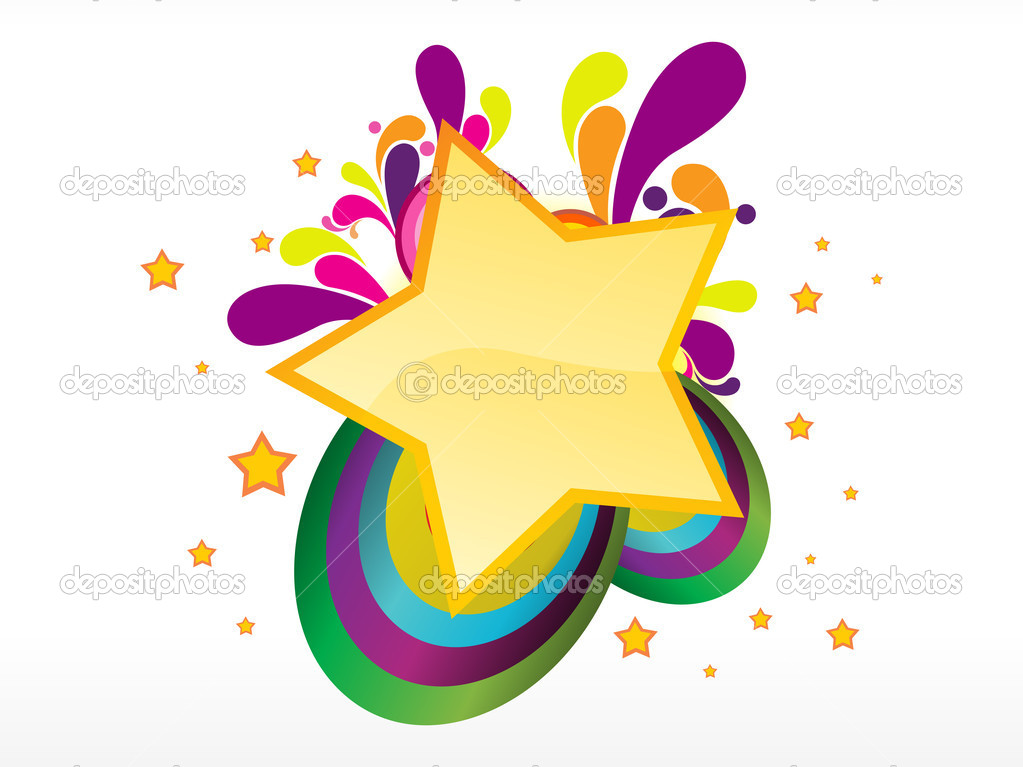 abstract colorful funky background stock vector alliesinteract
